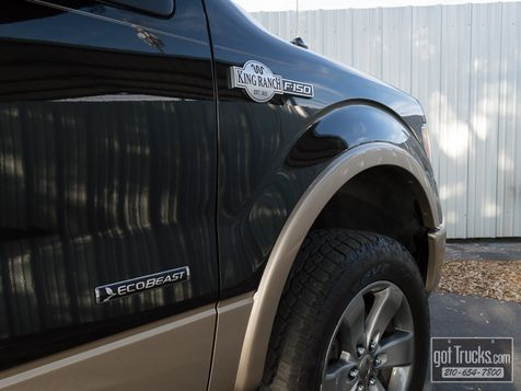 2013 Ford F150 Crew cab King Ranch EcoBoost 4X4   American Auto Brokers San Antonio, TX in San Antonio, Texas