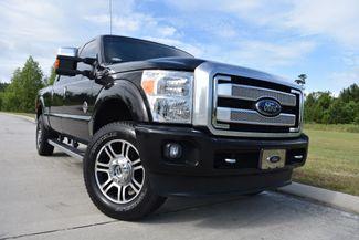 2013 Ford F250SD Platinum Walker, Louisiana 4