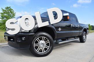 2013 Ford F250SD Platinum Walker, Louisiana