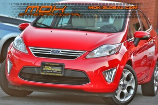 2013 Ford Fiesta Titanium - SYNC / BLUETOOTH - LEATHER in Los Angeles