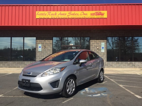 2013 Ford Fiesta S in Charlotte, NC