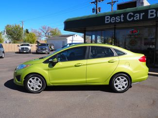 2013 Ford Fiesta SE Englewood, CO 1