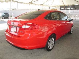 2013 Ford Fiesta SE Gardena, California 2