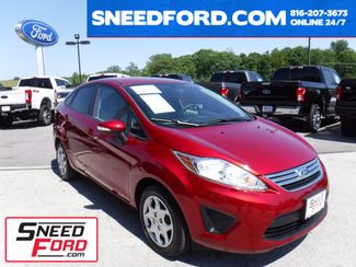 2013 Ford Fiesta SE Sedan in Gower Missouri
