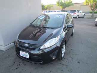 2013 Ford Fiesta S Sacramento, CA 4