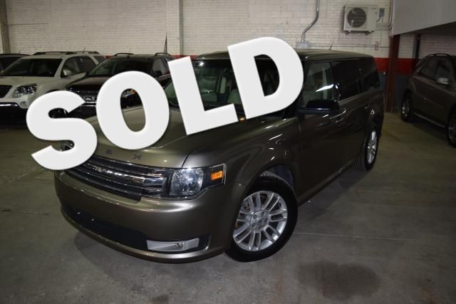 2013 Ford Flex SEL Richmond Hill, New York 0