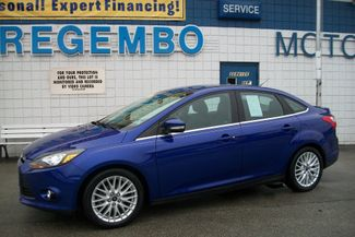 2013 Ford Focus Titanium Bentleyville, Pennsylvania 35