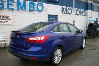 2013 Ford Focus Titanium Bentleyville, Pennsylvania 50