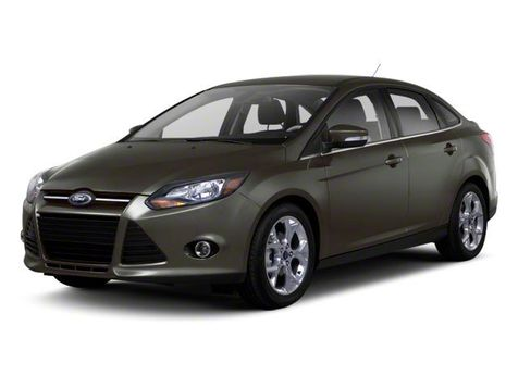 2013 Ford Focus Titanium in Bryan-College Station