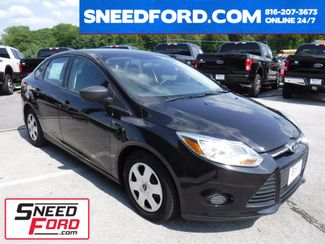 2013 Ford Focus S Sedan in Gower Missouri