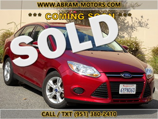 2013 Ford Focus in Murrieta CA