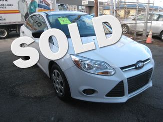 2013 Ford Focus S New Brunswick, New Jersey