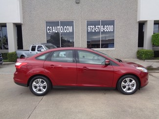 2013 Ford Focus in Plano Texas