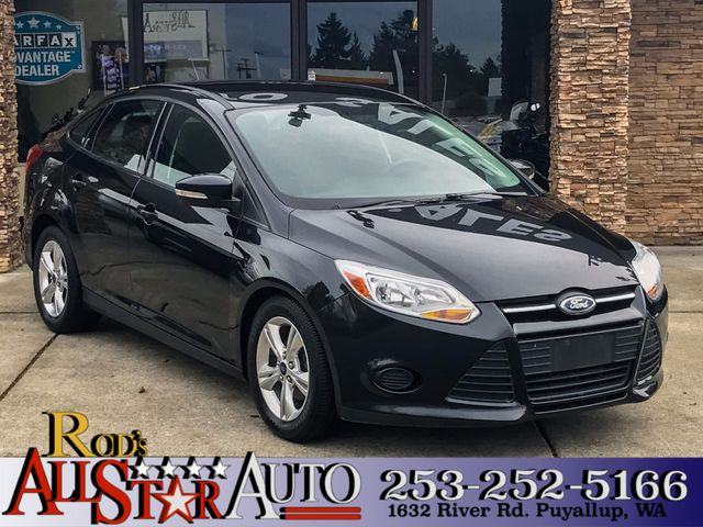 2013 Ford Focus SE The CARFAX Buy Back Guarantee that comes with this vehicle means that you can b