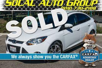 2013 Ford Focus SE - AUTO - 75K MILES - LTHR Reseda, CA