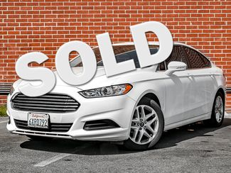2013 Ford Fusion SE Burbank, CA