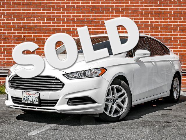 2013 Ford Fusion SE Burbank, CA 0