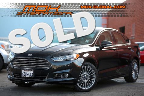 2013 Ford Fusion Titanium - top of the line model in Los Angeles
