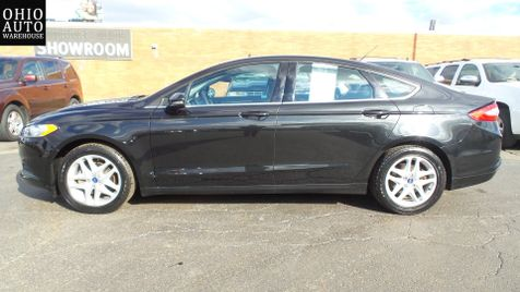 2013 Ford Fusion SE 34 MPG Highway Clean Carfax We Finance | Canton, Ohio | Ohio Auto Warehouse LLC in Canton, Ohio