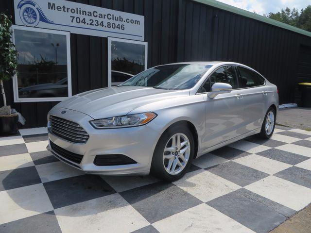 2013 Ford Fusion SE Charlotte-Matthews, North Carolina 1