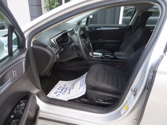 2013 Ford Fusion SE Charlotte-Matthews, North Carolina 5