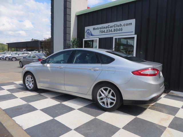 2013 Ford Fusion SE Charlotte-Matthews, North Carolina 10