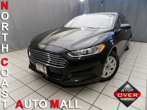 2013 Ford Fusion S in Cleveland, Ohio