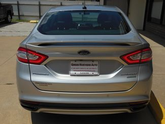 2013 Ford Fusion Titanium Clinton, Iowa 18