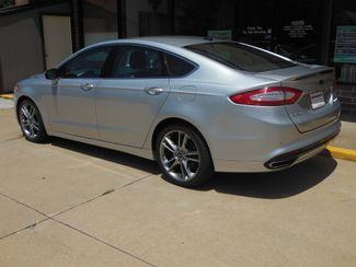 2013 Ford Fusion Titanium Clinton, Iowa 3
