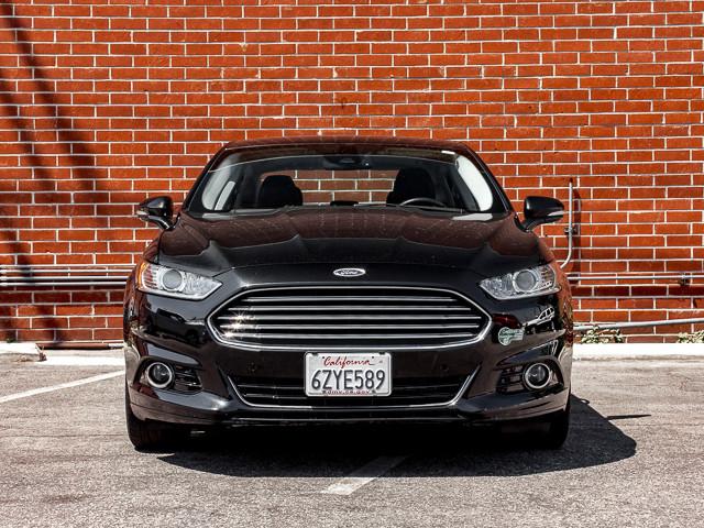 2013 Ford Fusion Energi Titanium Burbank, CA 2