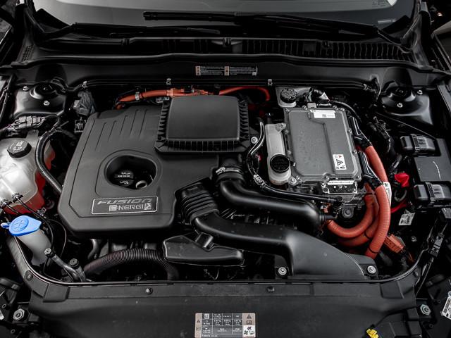 2013 Ford Fusion Energi Titanium Burbank, CA 14