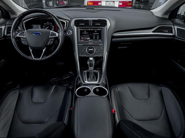 2013 Ford Fusion Energi Titanium Burbank, CA 8