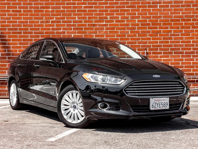 2013 Ford Fusion Energi Titanium Burbank, CA 0