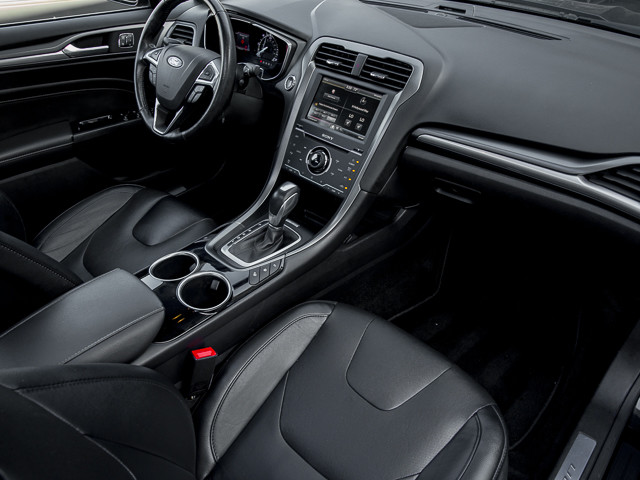 2013 Ford Fusion Energi Titanium Burbank, CA 20
