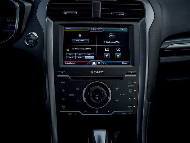 2013 Ford Fusion Energi Titanium Burbank, CA 28