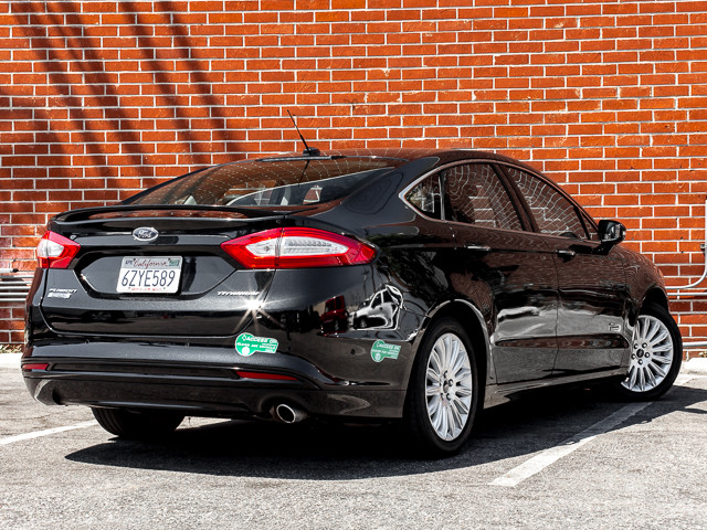 2013 Ford Fusion Energi Titanium Burbank, CA 6