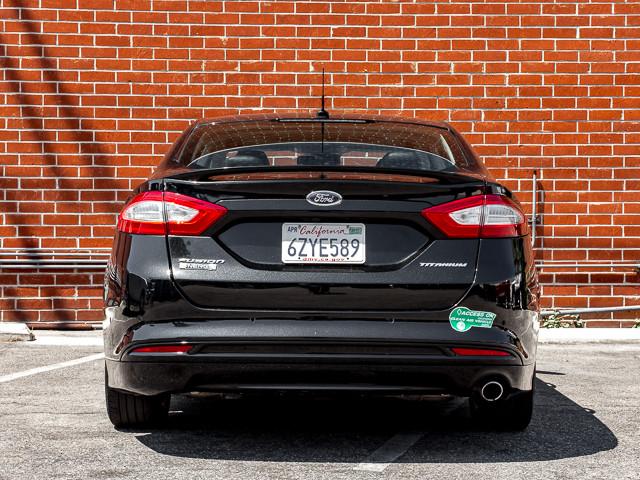 2013 Ford Fusion Energi Titanium Burbank, CA 3