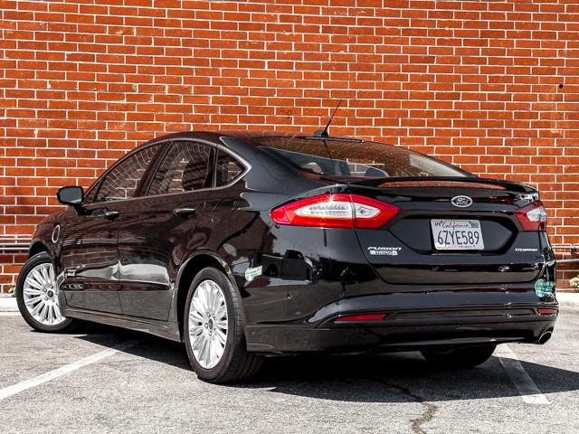 2013 Ford Fusion Energi Titanium Burbank, CA 7