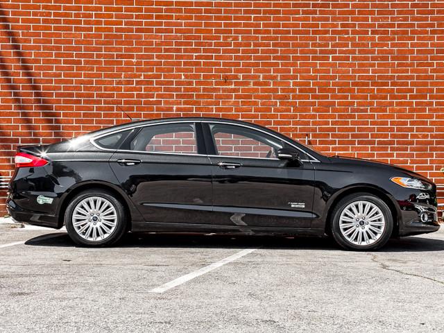 2013 Ford Fusion Energi Titanium Burbank, CA 4
