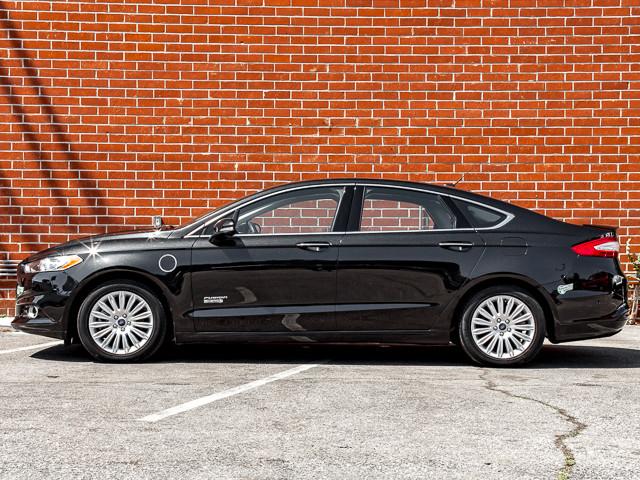 2013 Ford Fusion Energi Titanium Burbank, CA 5