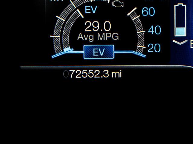 2013 Ford Fusion Energi Titanium Burbank, CA 10