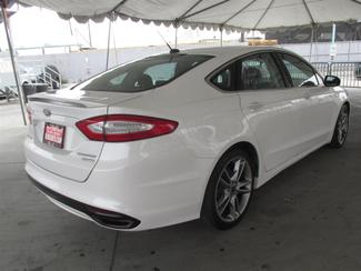 2013 Ford Fusion Titanium Gardena, California 2