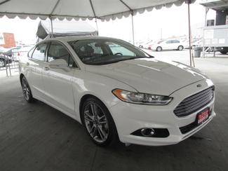 2013 Ford Fusion Titanium Gardena, California 3