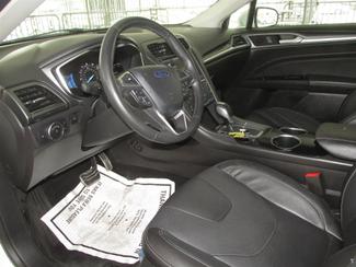 2013 Ford Fusion Titanium Gardena, California 4