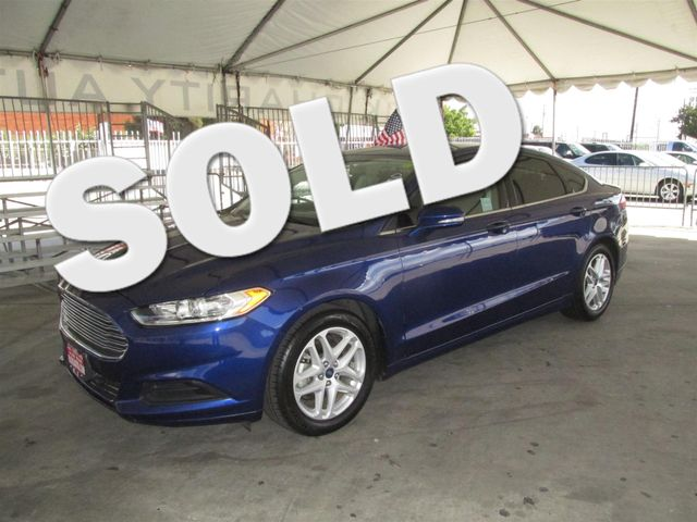 2013 Ford Fusion SE This particular vehicle has a SALVAGE title Please call or email to check ava