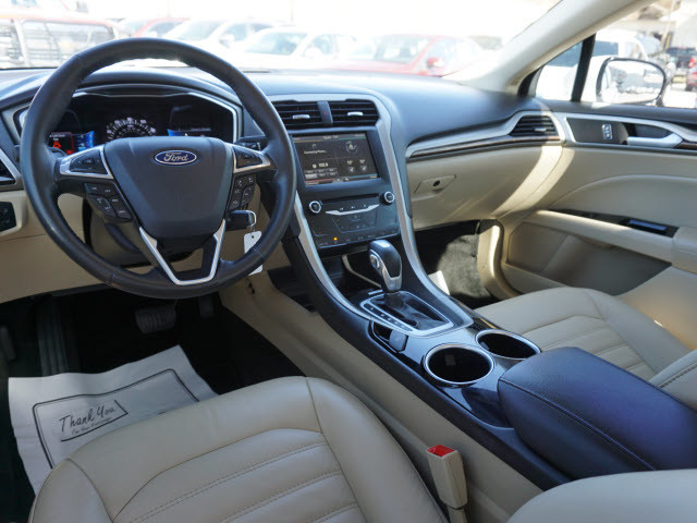 2013 Ford Fusion SE Harrison, Arkansas 4