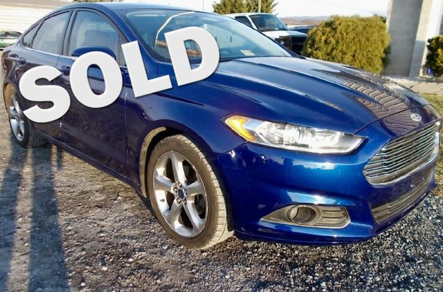 2013 Ford Fusion SE | Harrisonburg, VA | Armstrong's Auto Sales in Harrisonburg VA