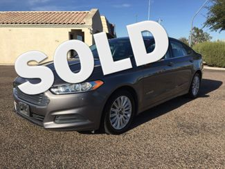 2013 Ford Fusion Hybrid SE 3 MONTH/3,000 MILE NATIONAL POWERTRAIN WARRANTY Mesa, Arizona
