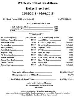 2013 Ford Fusion Hybrid SE 3 MONTH/3,000 MILE NATIONAL POWERTRAIN WARRANTY Mesa, Arizona 21