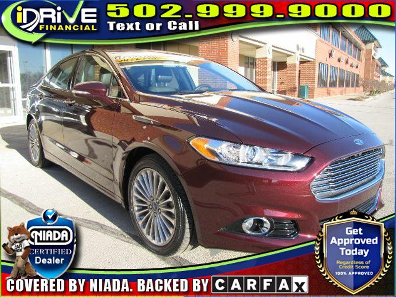 2013 Ford Fusion Titanium | Louisville, Kentucky | iDrive Financial in Louisville Kentucky